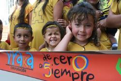 Socializarán programa de Cuidado a la Salud de los Niños y Niñas en la Primera Infancia