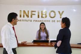 Infiboy sigue consolidándose como la mejor opción en el manejo de dineros