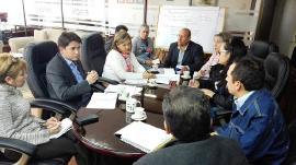 Asesor de Transparencia de Boyacá se reunió con funcionarios del INFIBOY