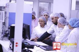 Visitas técnicas del INTAL a 3 empresas de Tunja y Duitama, para el mejoramiento de productos