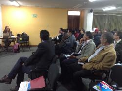 Empresa de Servicios Públicos inició capacitación en el manejo y operación de Integrín