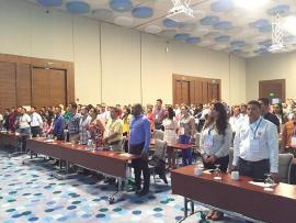 ITBOY comprometido con la disminución de accidentes en Congreso de Tránsito en Cartagena