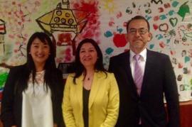 Productividad participó en informe de actividades de los cooperantes voluntarios japoneses de JICA