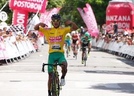 Javier Gómez ganó la tercera etapa y se mantiene como líder del Clásico RCN