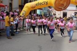 Carrera de la Mujer 5k en Miraflores