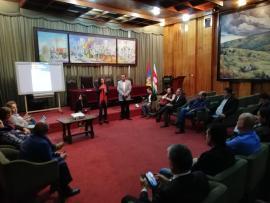 Empresarios participaron en la jornada 'Boyacá más empresa' de la ANDI