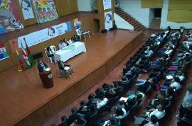 Jóvenes de Colombia Unidos por la Paz