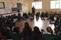 Jóvenes boyacenses continúan recibiendo capacitación en Proyecto de Vida