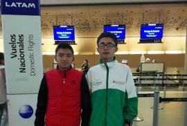 Cinco boyacenses estarán en Juegos Sudamericanos Escolares en Medellín