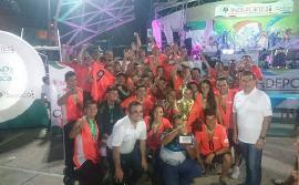 Chiquinquirá, campeón de los Juegos por la Paz 2017