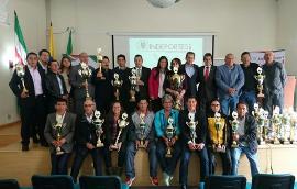 Indeportes realizó evaluación y premiación de la fase departamental Juegos Supérate