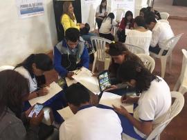 Avanzan con éxito encuentros provinciales de juventud