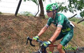 López marcó el pasó en segunda etapa