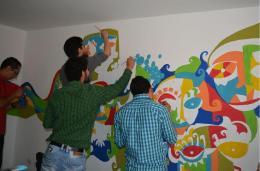 Ven y pinta tu idea en el plan de desarrollo departamental