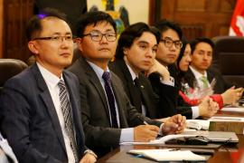 Gobernación avanza en alianza estratégica con corporación Coreana