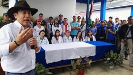 Misión médica atendió a la comunidad de Labranzagrande