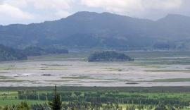 Gobernación de Boyacá comprometida con la Laguna de Fúquene