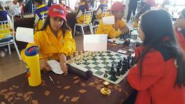 Sofía Largo, una 'grande' del ajedrez, se trajo medalla de bronce de Juegos Sudamericanos Escolares