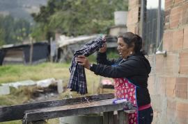 Serán revelados resultados sobre problemática de la mujer rural en Boyacá
