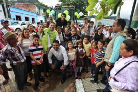 Recursos por más de 4 mil millones de pesos ha destinado el Gobierno Amaya para el municipio de La Victoria