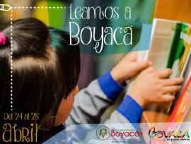 Secretaría de Cultura y Turismo lanza campaña 'Leamos a Boyacá'