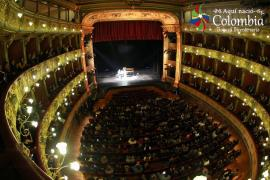 El Festival Internacional de la Cultura llegó a la capital del país