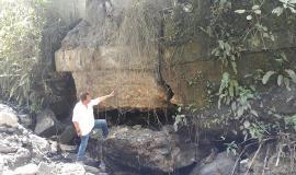 Puente sobre quebrada La Colorada será reforzado