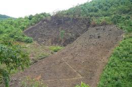 Autoridades climáticas advierten sobre degradación de suelos por erosión