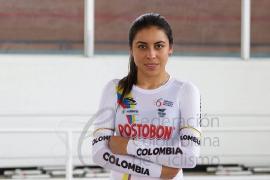 Lorena Colmenares voló en Copa Mundo de Pista