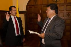 Asume Magistrado del Tribunal Superior Administrativo de Boyacá