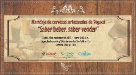 ¡Saber beber, saber vender!, evento que presenta la Secretaría de Salud de Boyacá