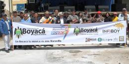 Gran acogida del programa radial y concurso del INFIBOY