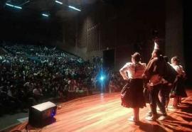 Destacada participación de Boyacá en XI Festival Nacional de la Juventud cumplido en Medellín