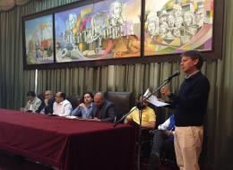Directores de corporaciones coinciden en agregar conciencia ambiental en el Plan de Desarrollo
