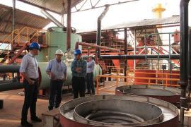 Productividad visitó el ingenio Mieles S.A. en San José de Pare