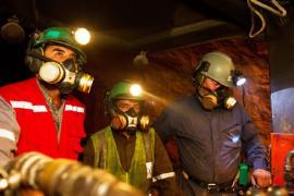 Dos mil millones para disminuir accidentes mineros