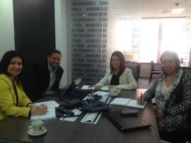 Ministerio de Comercio y Secretaría de Productividad trabajan por el fortalecimiento productivo