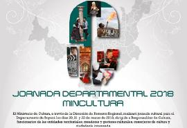 Se convoca al sector cultural de Boyacá a jornada de trabajo con MINCULTURA