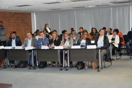 Ministerio exaltó gestión de Boyacá en Encuentro Nacional de Secretarios de Salud