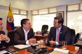 Ministro de las TIC anunció zonas Wifi y TDT para Boyacá