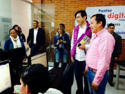 Inaugurarán Punto Vivelab en la capital boyacense