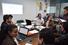 En la ESPB se adelantan mesas técnicas de seguimiento a proyectos
