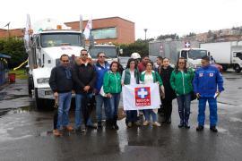 En plena marcha 'Plan Boyacá' con ayuda humanitaria