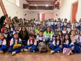 Exitosa realización de la estrategia ' Mi Voz es Mi Poder' en Villa de Leyva
