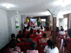Participación y Democracia apoya liderazgo de mujeres moniquireñas