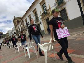 Gobernación conmemoró día Contra la Violencia Sexual en el marco del conflicto armado