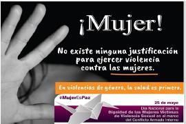25 de mayo: Día Nacional para la Dignidad de las Mujeres Víctimas de Violencia Sexual