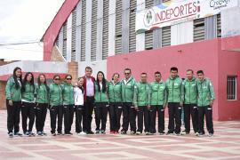Selección Boyacá presente en Campeonato Nacional de Tejo en Cúcuta