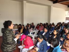 Formación integral en liderazgo, reconciliación y convivencia en Arcabuco y Moniquirá