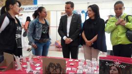 Mujeres boyacenses se empoderan en la primera Feria de la Equidad y la Inclusión